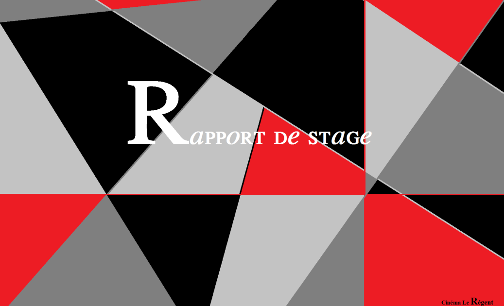 Rapport De Stage By Aegv Diapo On Emaze