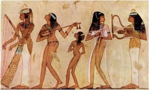 Ancient Egyptian Music - Ancient Mysteries & Alternative History ...