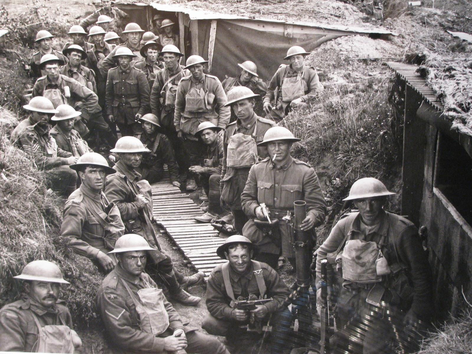 Military history of Australia during World War I