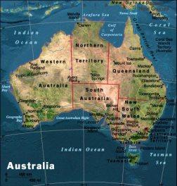 Map Of Australia Great Victoria Desert.Untitled By Stephanie Gauntt On Emaze