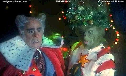 The Grinch Who Stole Christmas Mayor.By C1652689 On Emaze