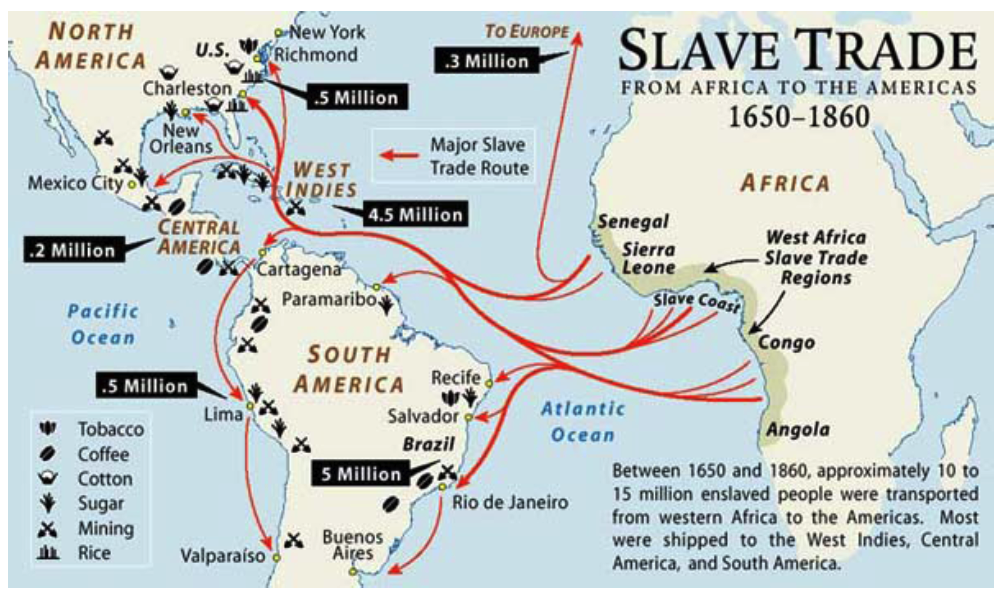 the slave trade in africa essay