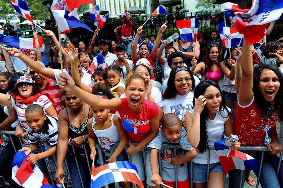The Population In The Dominican Republic Is 10 4 Millon People