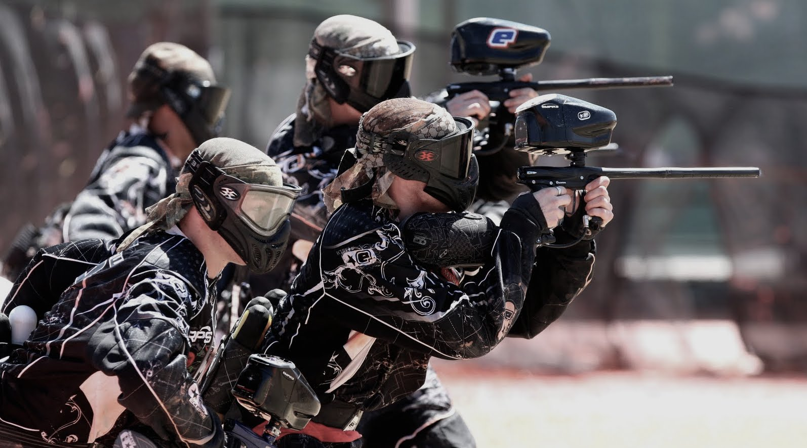 How to Start an Indoor Paintball Business