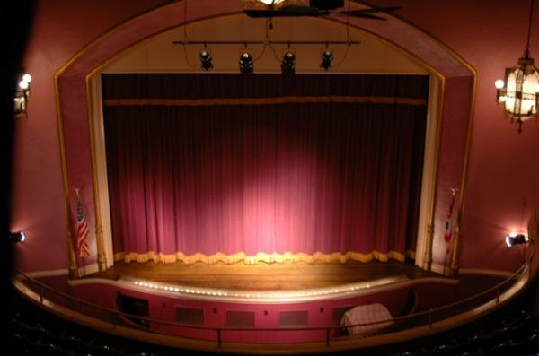 Theatre Space: The Proscenium Arch - YouTube