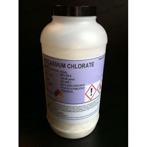chlorate de potassium