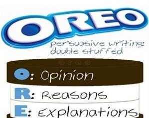 Oreo cookie admissions essay