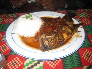 Image Gallery malian food