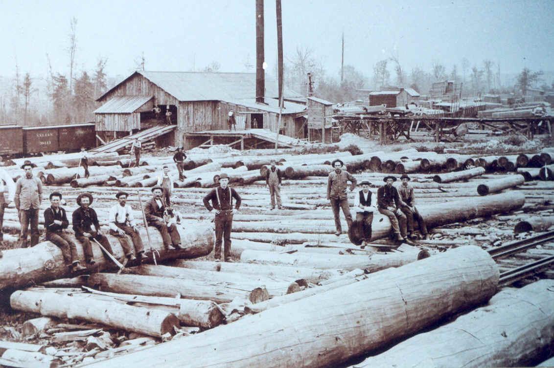 Image result for british industrial revolution timber