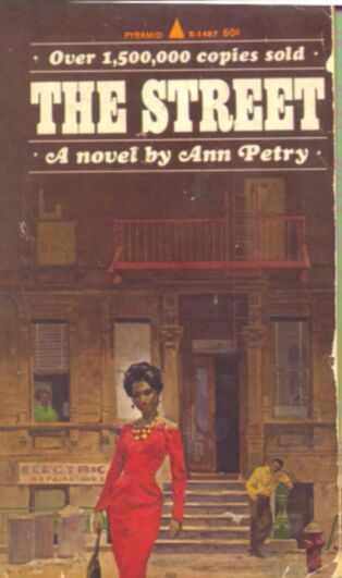 """ann petrys the street essay The street tells the poignant 14 thoughts on """" the street by ann petry (bestselling women's fiction book club) june 2014."""