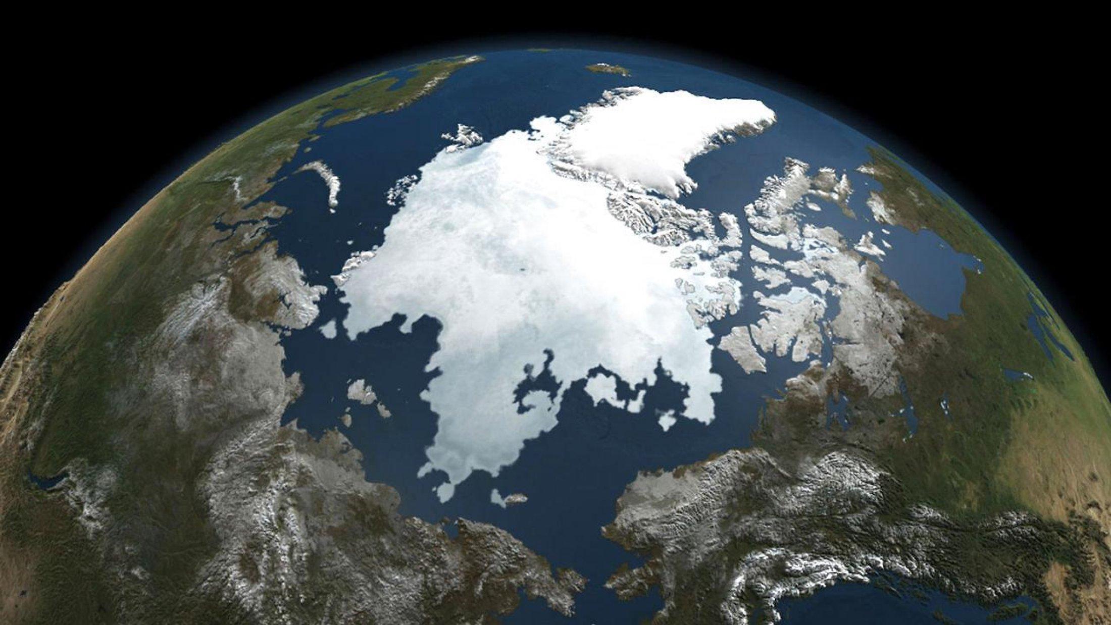 global opvarmning konsekvenser