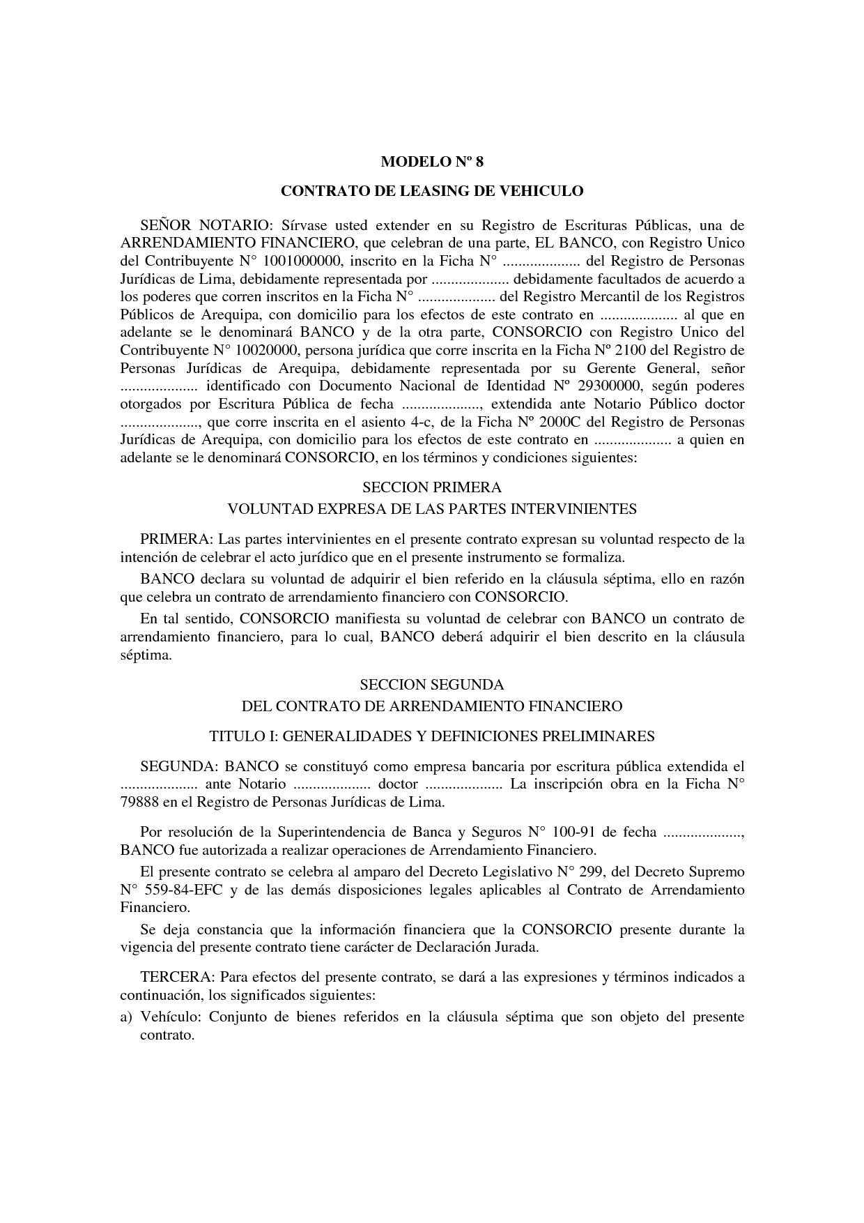 Tipos de contratos copy1 on emaze