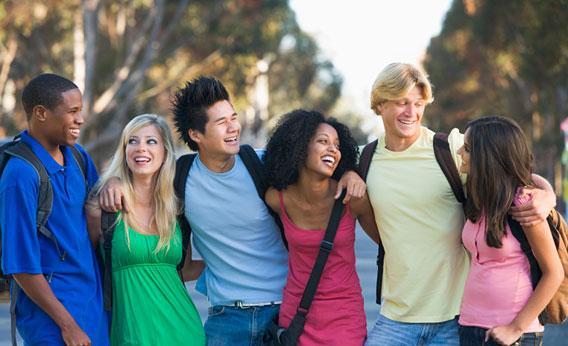 good groups the high school way