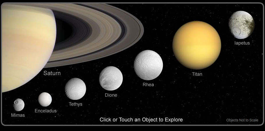 essay on saturn and its two moons We take a look at why triton is one of the coolest moons  reasons why triton, neptune's moon,  or saturn's moon titan being one of the only moons with a.