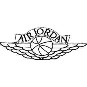 Above Is The Second Air Jordan Logo Dubbed As Jump Man