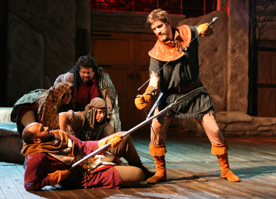 murder and power in william shakespeares play macbeth How is evil presented in william shakespeare's macbeth essay sample william shakespeare's macbeth was written during the reign of king james i of england and vi.