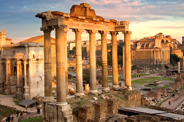 an introduction to the architectural style of rome Architecture of ancient rome roman architecture examples of the roman doric style can be seen in the tabularium and the colosseum in rome.
