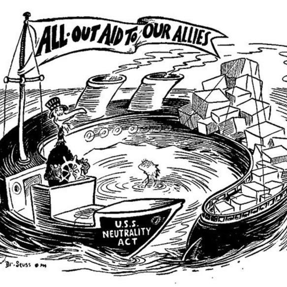 isolationism in united states 1920 1940
