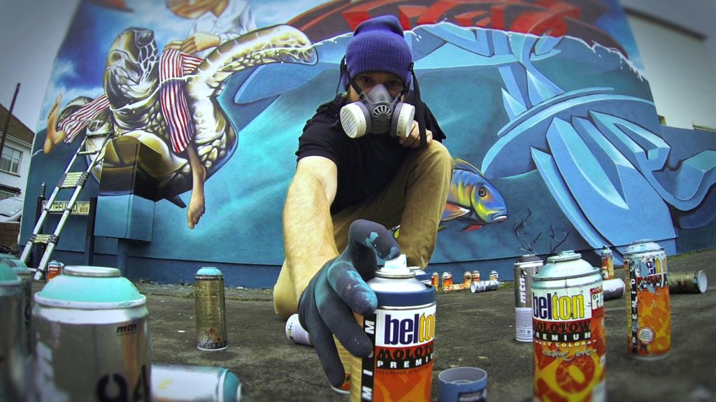 can graffiti ever be considered art on emaze