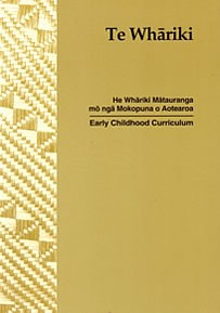 the principles of te whaariki essay Mò ngà mokopuna o aotearoa early childhood curriculum the principles principles of te whàriki and assessment 30.