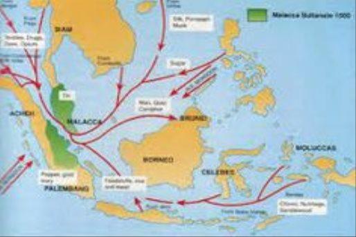 Malacca On World Map.Melaka Ap World