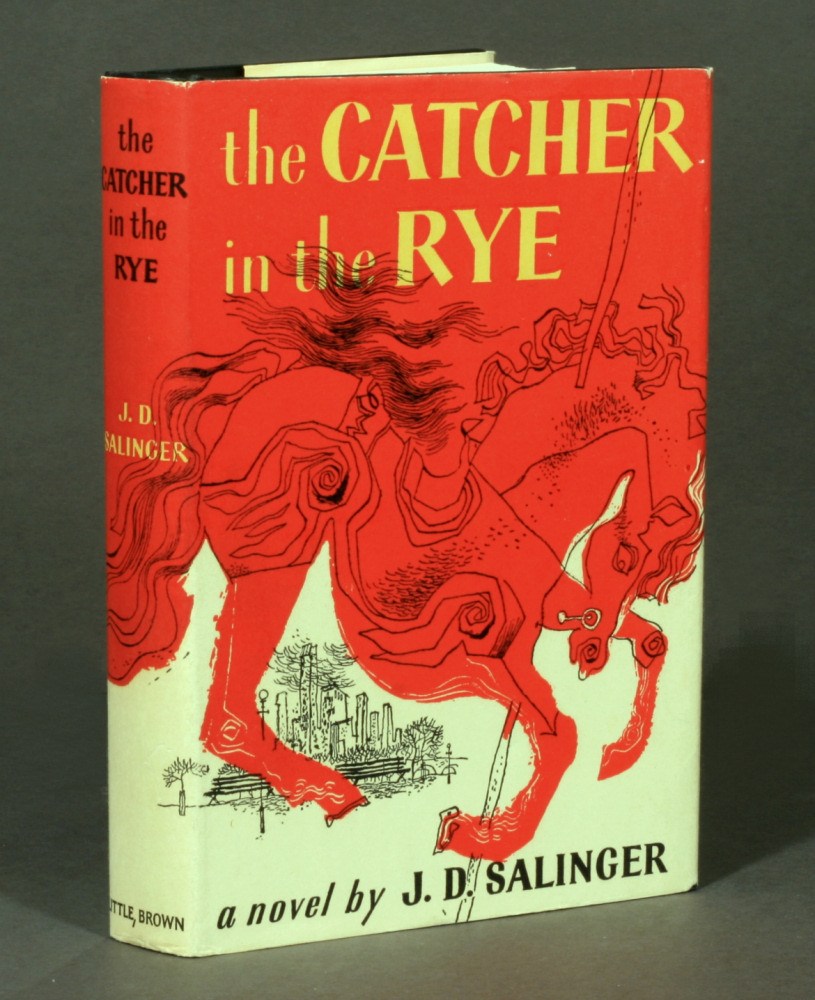 Essay on alienation in the catcher in the rye