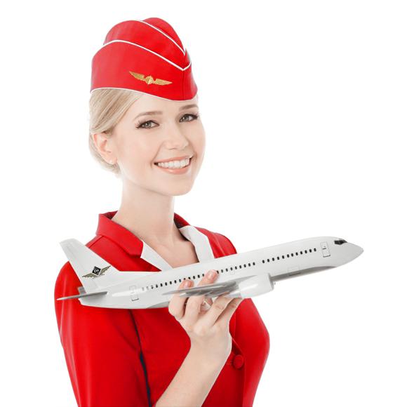 Resultado de imagen de Auxiliar de vuelo