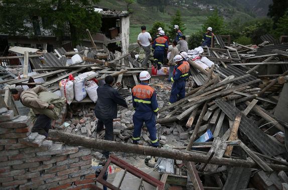 sichuan earthquake photo essay