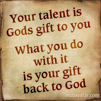 The parable of talents- on emaze