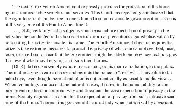government espionage and the 4th amendment essay
