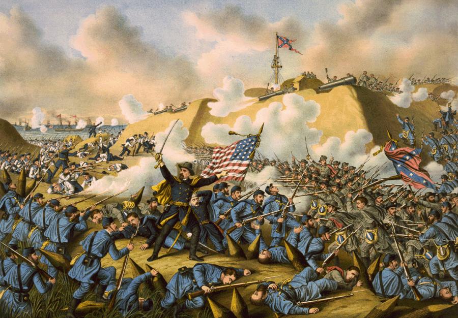 Battle of Fort Wagner on emaze