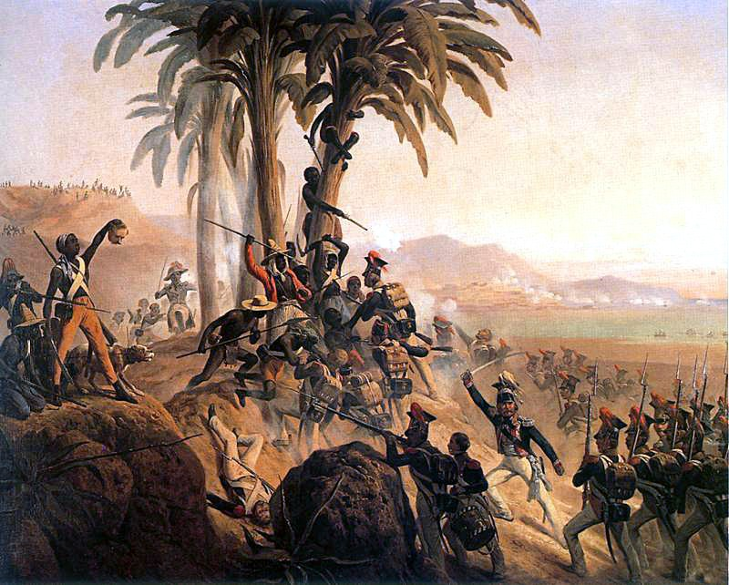 french hatian revolution The haitian revolution in the late eighteenth century, enslaved people in saint-domingue, the french colony that became haiti, rose up against their colonial masters and gained their freedom and independence haiti became the first fully free society in the atlantic world and the second independent nation in the americas (after the united.