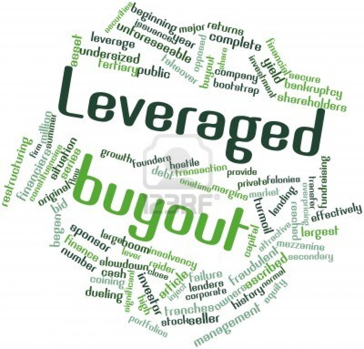 leveraged buyouts A leveraged buyout (lbo) is a transaction where a business is acquired using debt as the main source of consideration an lbo transaction typically occur when a private equity (pe.