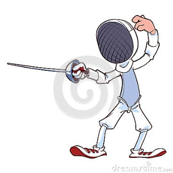 This is fencing by Kamil S  by magdalenaolga on emaze
