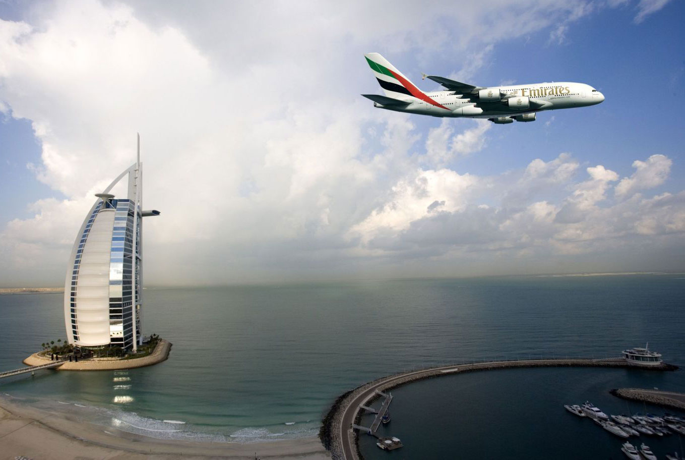 porters five forces for emirates airlines