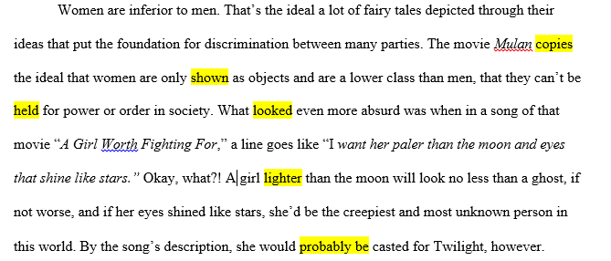 How to make my sentences flow better and word choice in my essay?