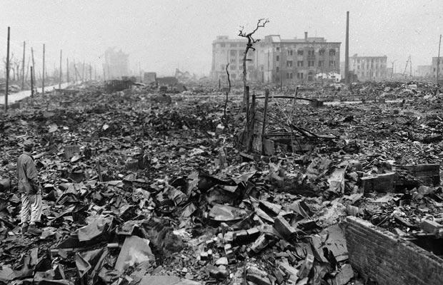 the effect of the bombing on hiroshima on father kleinsorge Father kleinsorge ran into his room and grabbed a first the survivors of the hiroshima bombing are now who suffered no side effects from the bombing.