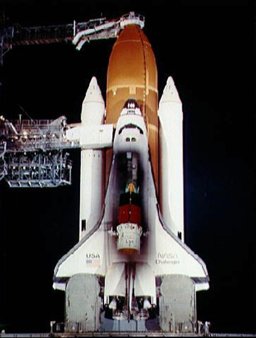 space shuttle challenger sally ride - photo #9