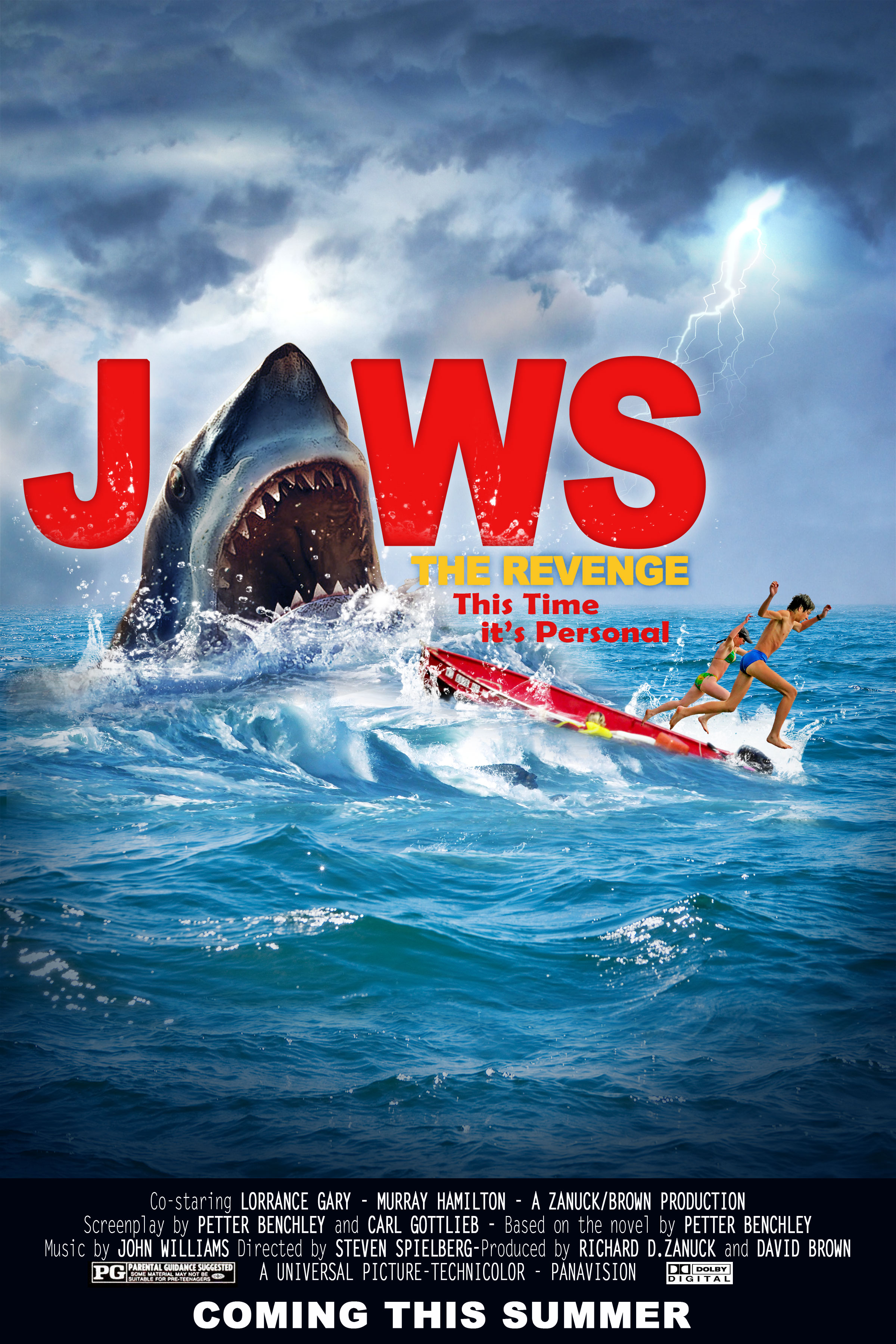 jaws analysis