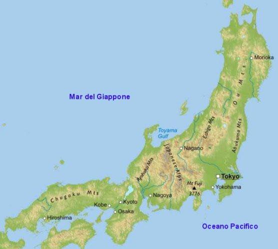 Il Giappone Cartina Politica.Presentation Name By Martinaaddari55 On Emaze