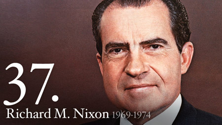 a report on the watergate scandal and president richard nixons involvement