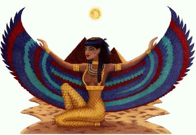 egyptisk gud osiris