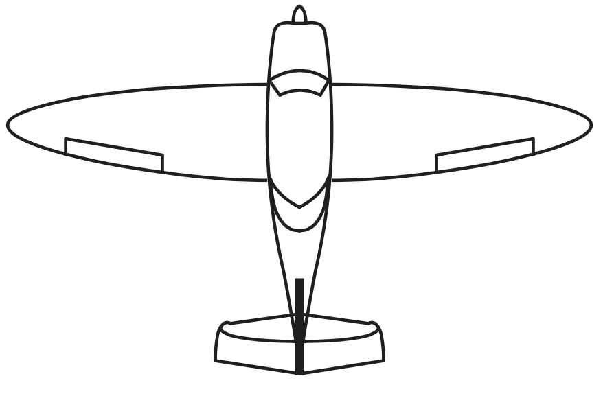 list of synonyms and antonyms of the word  elliptical wing