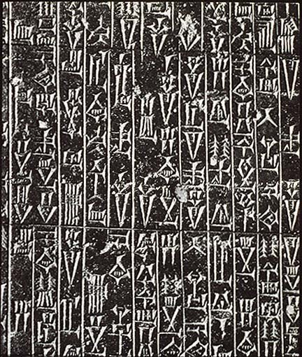 code of hammurabi and the book of exodus Did moses copy the law from the code of hammurabi (exodus 34), and the inspiration in his book highlights of archaeology in bible lands.