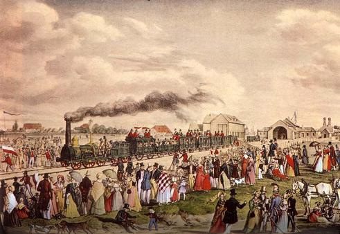 the impact of the industrial revolution in england In this article matthew white explores the industrial revolution which changed the landscape and infrastructure of britain forever.
