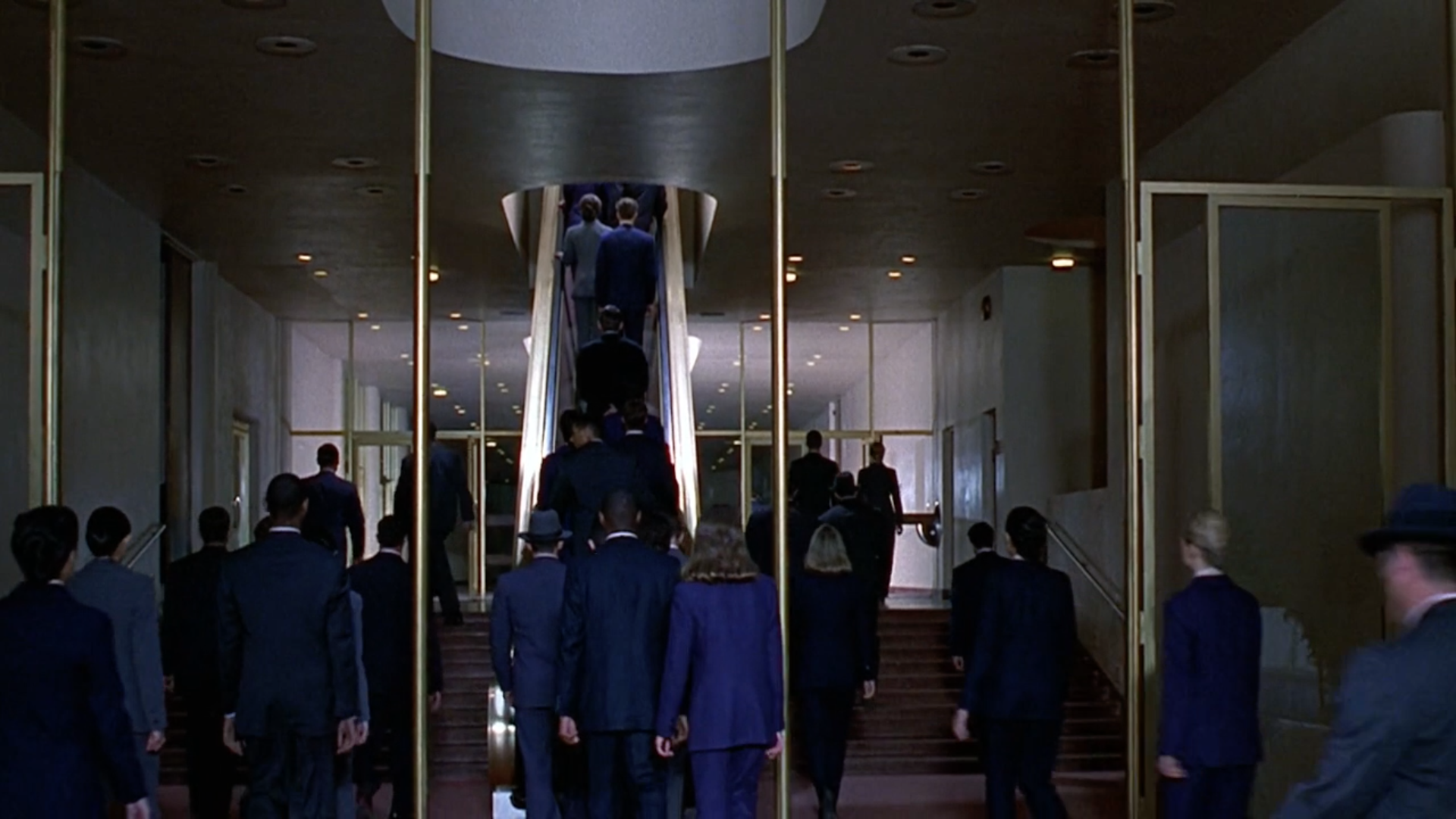 an analysis of discrimination in gattaca by andrew niccol Symbolism in andrew niccols gattaca  english, abstract: gattaca is a film by director andrew niccol  discrimination niccol uses imagery and symbolism .