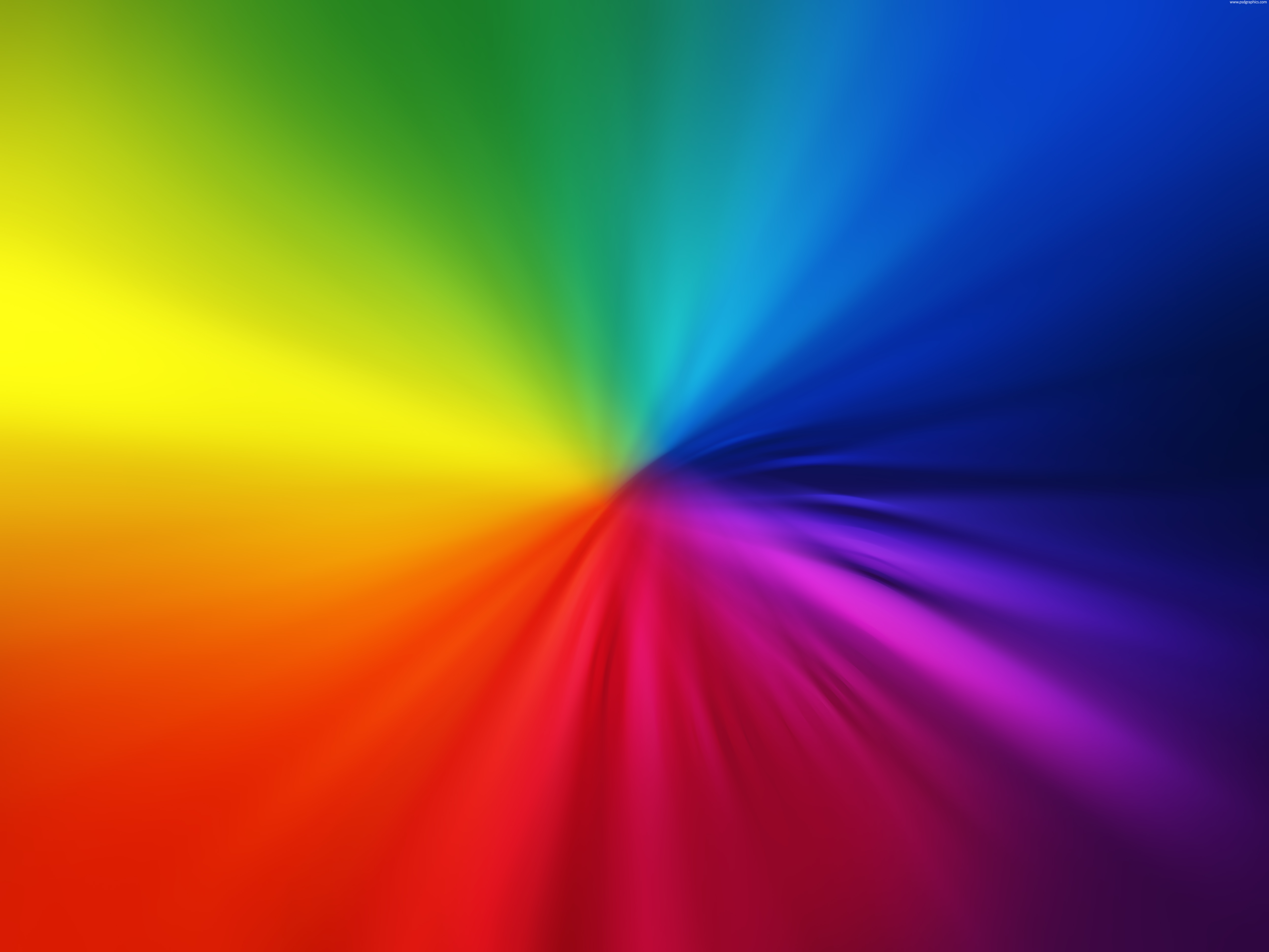 Abstract <b>rainbow colors</b> | PSDGraphics