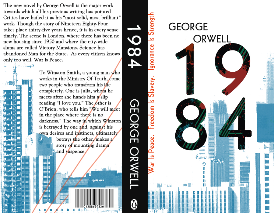 1984 essay on power Essay on 1984 by george orwell 1984 in the book, 1984, written by george orwell, protagonist winston smith is a low-ranking government worker for the ruling party in.