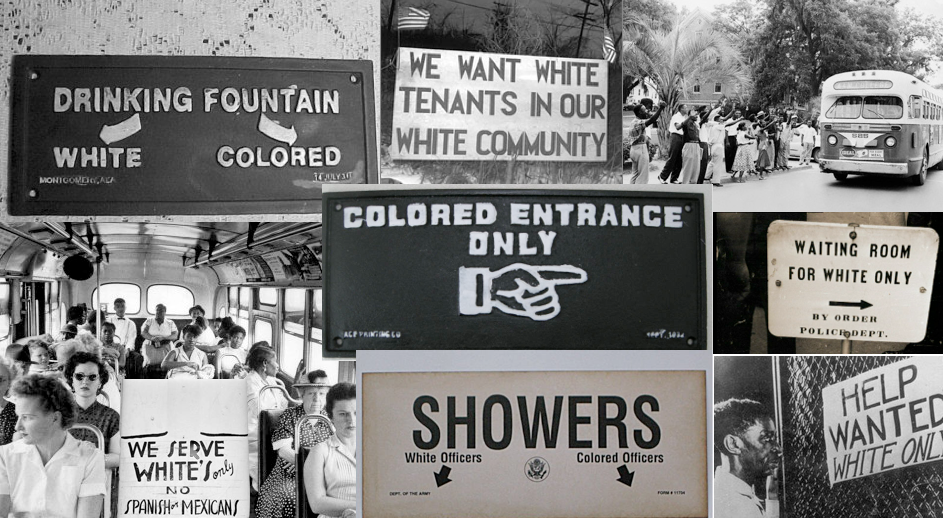 jim crow laws policies enforcing the separate but equal concept American racial history timeline, 1900-1960 the abolition of jim crow laws equal but separate accommodations to be provided on all public carriers.