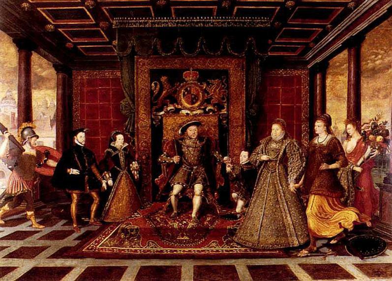 The Tudor Dynasty on emaze